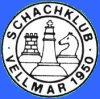 Logo Schachklub Vellmar 1950